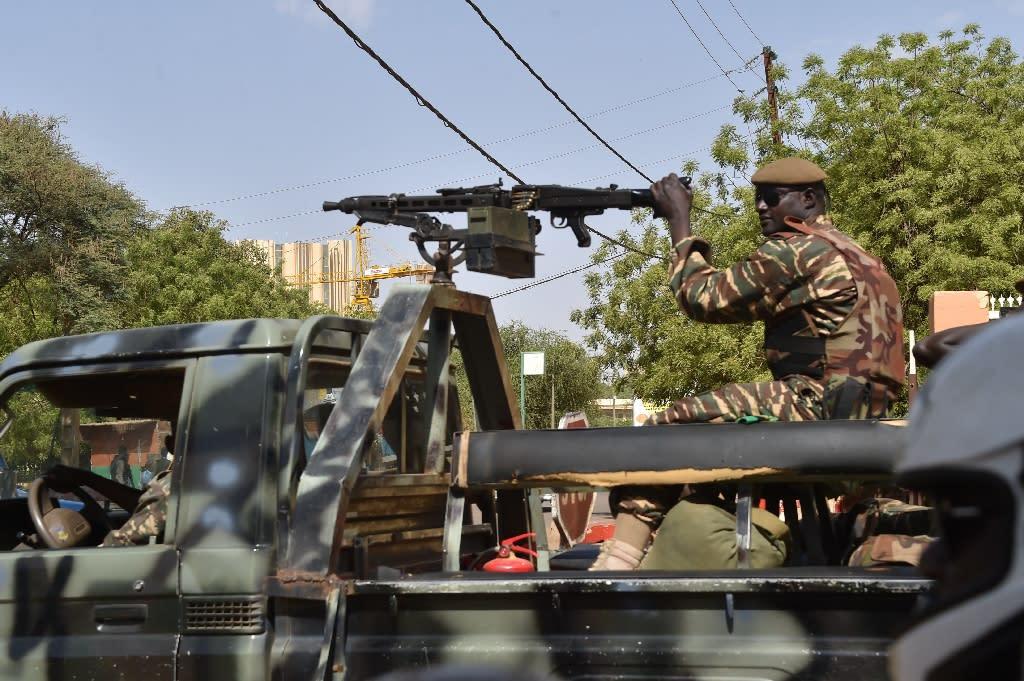Troops killed in attack on US-Niger patrol