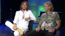 The Darkness, featuring Queen-descendant drummer Rufus Taylor, still believe in a thing called rock