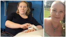 Woman's 'unbearable itch' turned out to be cancer