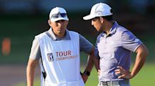Xander Schauffele trails by five shots, but leads by two through 54 holes this week