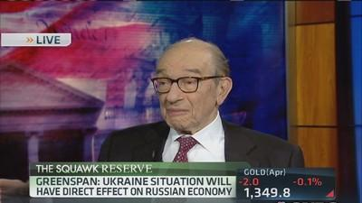 Greenspan: Income inequality a major social issue