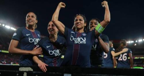 Foot - C1 (F) - Paris rejoint Barcelone en demi-finales de la Ligue des champions féminine