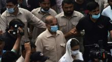 Pakistan opposition leader arrested after protest vow