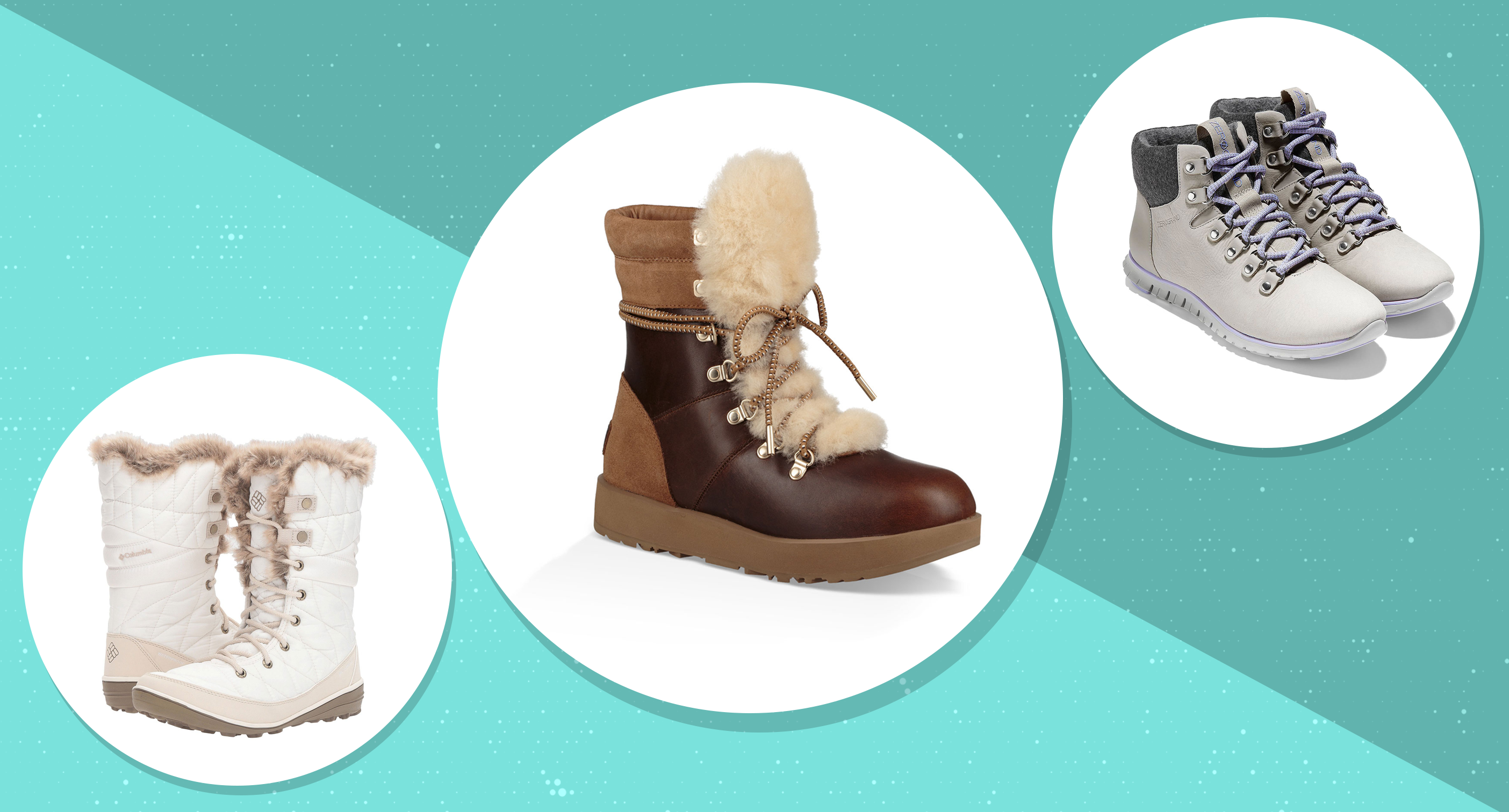 Top 3 warm, stylish and cozy winter boots