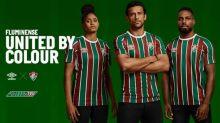 Fluminense lança novo uniforme tricolor, inspirado nos 115 anos do primeiro título Carioca; veja fotos