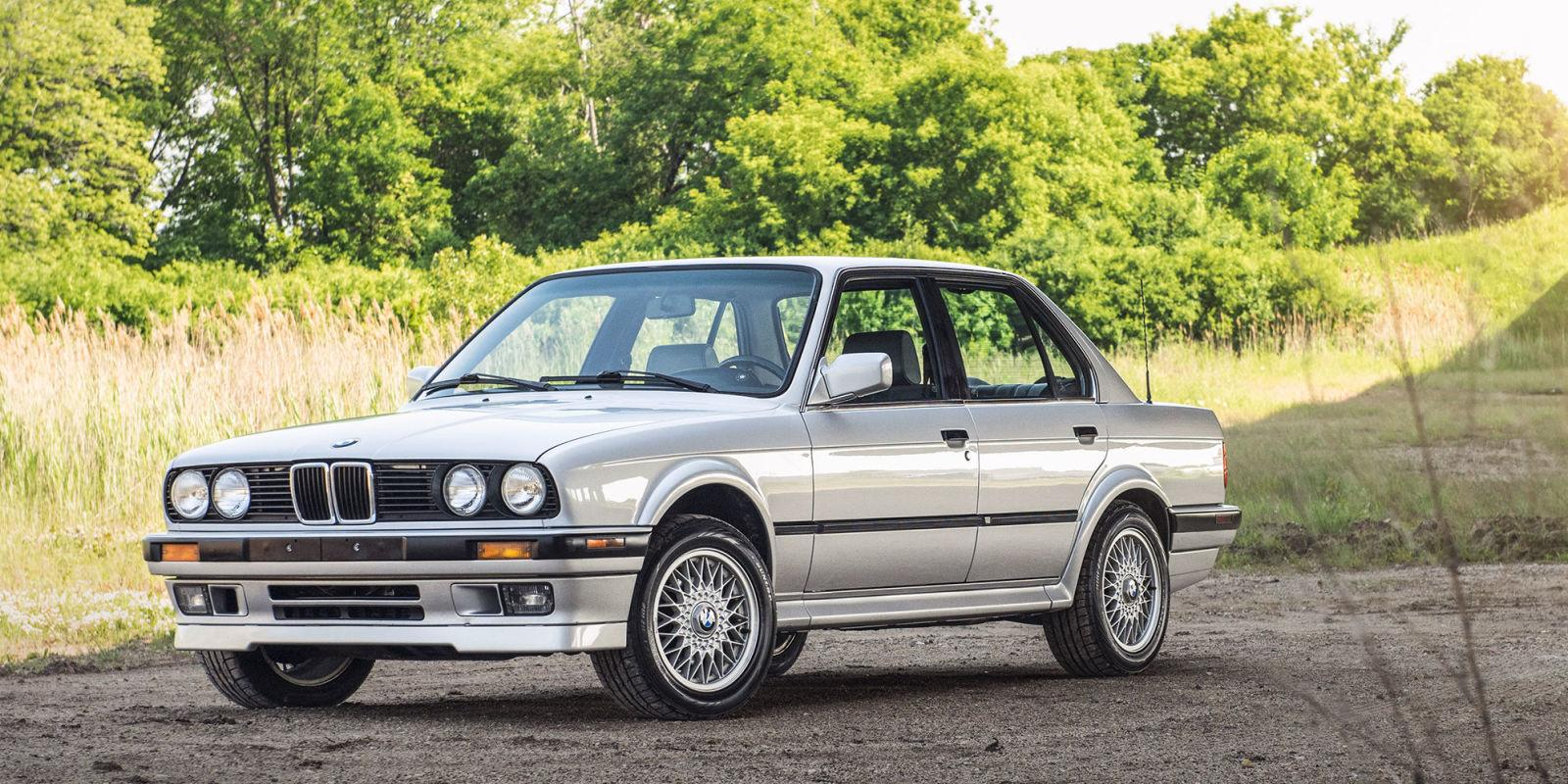 E30 Side View >> Everything You Need To Know Before Buying a BMW E30