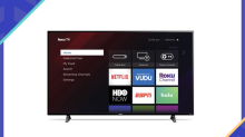 Walmart offers huge savings on a 65-inch TV with access to 500,000+ movies and shows