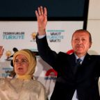 Turkey's Erdogan emerges victorious, setting him up for tighter grip on power