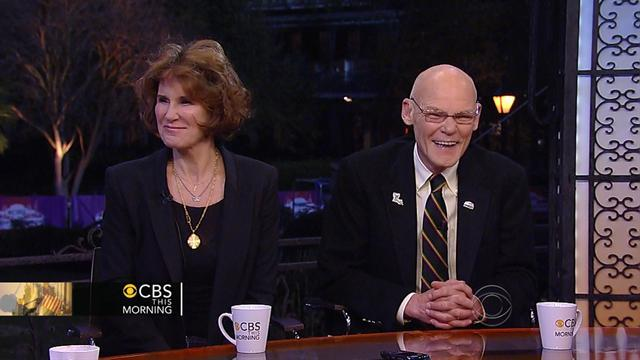 James Carville on Clinton: