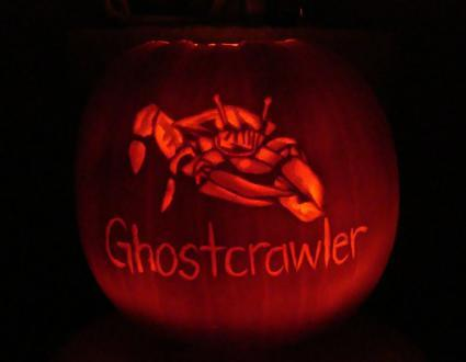 A very crabby Hallow's End