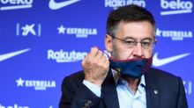Barcelona members succeed in setting up vote on president Bartomeu's future