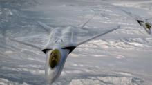 Why Air Force Is Rushing To Fly A Sixth-Generation Fighter Jet
