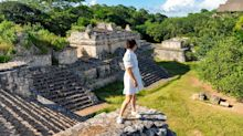 Influencers kicked out of Mayan ruins in Mexico after refusing to wear masks
