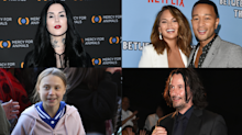 Pop Q Entertainment News Quiz: Greta Thunberg, tattoos, Chrissy Teigen, a Playboy wedding and more for the week ending November 8, 2019