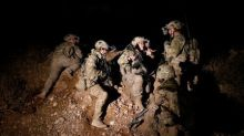 U.S. forces to stay in Iraq as long as needed: spokesman