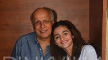 Alia Bhatt on Father's Day: My dad is a hero but I would correct that, he is my heroine