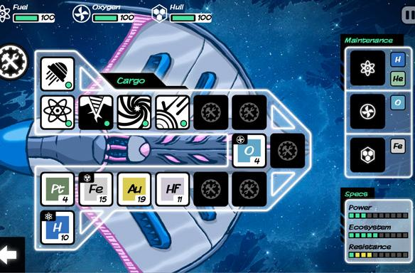 Space survival sim Out There goes multiplatform with Omega Edition