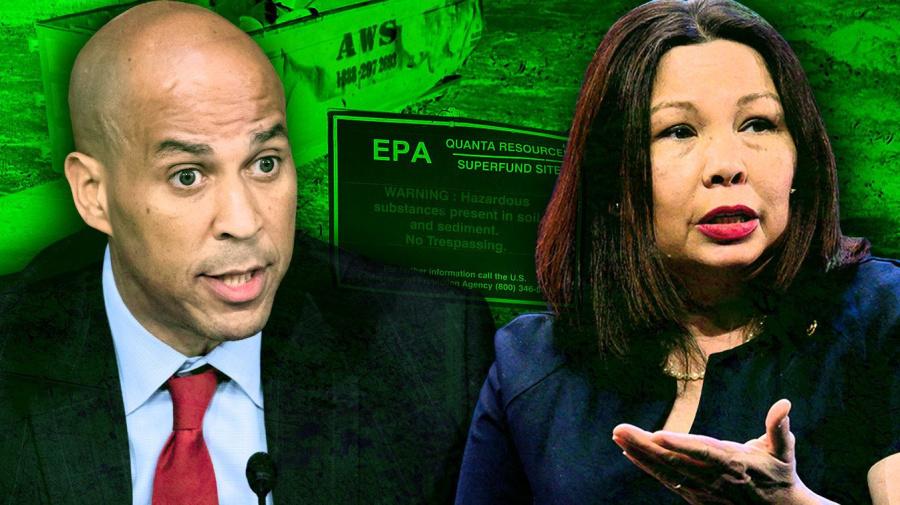 Senate Dems start new environmental push