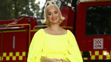 Katy Perry shares amusing ultrasound video of her baby girl