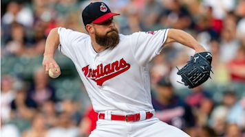 Corey Kluber injury update: Indians ace (broken arm) suffers potential setback in rehab start