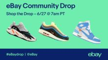 eBay Announces First-Ever Community Sneaker Drop