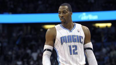 Dwight Howard traded to Lakers