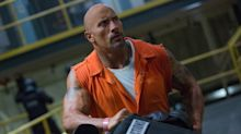 All the films Dwayne 'The Rock' Johnson has in the works right now