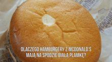 Urban legends: la macchia bianca sotto gli hamburger