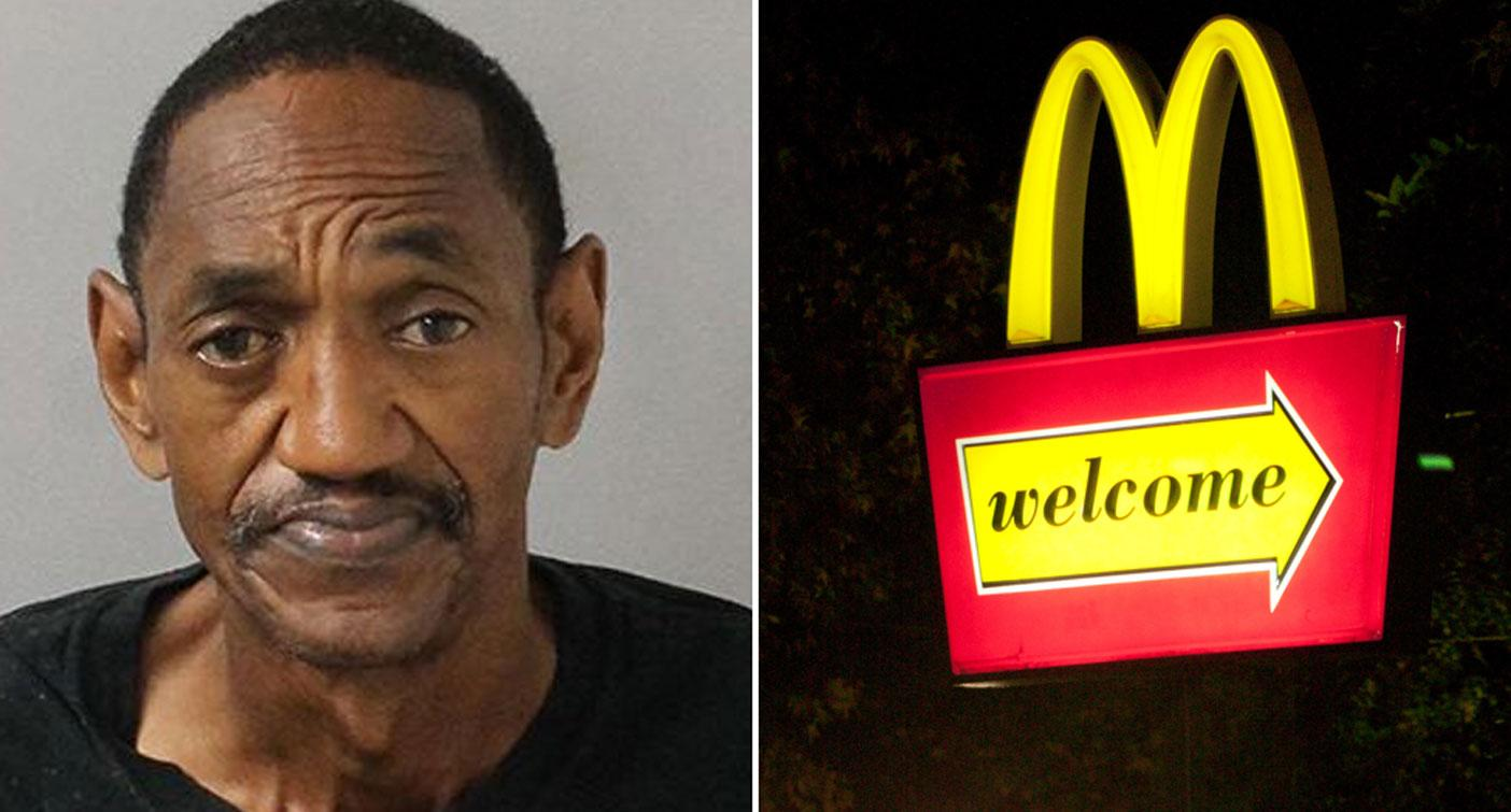 Man's unbelievable excuse for 'burning McDonald's worker with hot coffee'