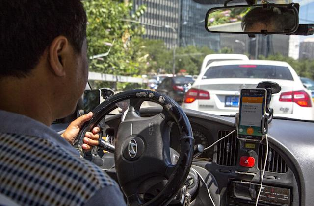 ​Apple invests $1 billion in Chinese ride-hailing service Didi