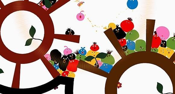 LocoRoco Midnight Carnival coming to PSP in Japan