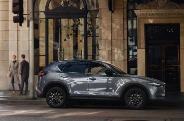 2021年式Mazda CX-5售價98.9萬元起展開接單!升級安全配備、新增黑艷版車型