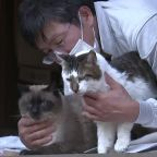 The pet whisperer of Fukushima
