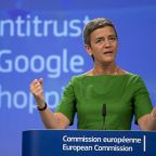 EU hits Google with record $2.7B fine
