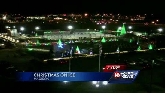 Christmas on Ice has 16 WAPT Night