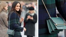 Did Meghan Markle's bag break royal protocol?