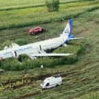 Moscow plane crash: Hero pilot climbed back into the wreckage to call his wife