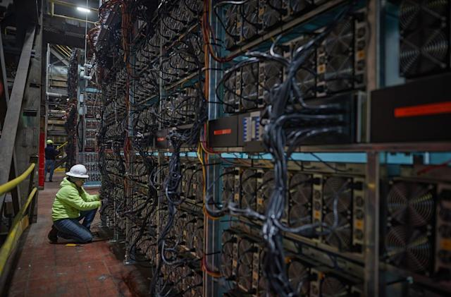 New York power plant mines Bitcoin using excess energy
