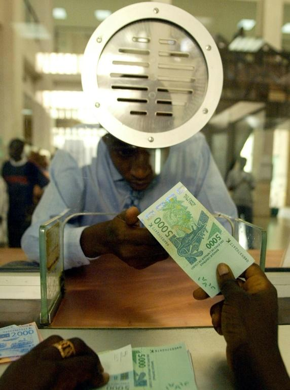 Africa's financial interests would be better served by severing the fixed euro link and depositing reserves in Africa instead of France as currently, say the proponents of reform (AFP Photo/SEYLLOU DIALLO)
