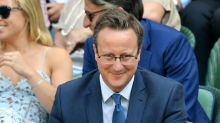 David Cameron has finished writing his memoirs - but they won't be published until after Brexit