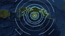 Tsunami warning after 6.1-magnitude earthquake strikes Indonesia
