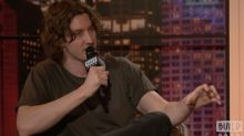 Dean Lewis addresses fans' confusion over his accent