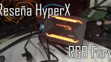 HyperX: Fury RGB, El mejor SSD que puedas conseguir (Reseña)