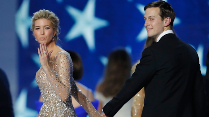 Jared Kushner 'now a focus in FBI Russia investigation into Trump campaign'