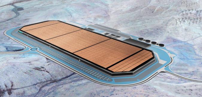 Tesla Masterplan, Part 2: Car Sharing, Solar-Garagen, LKW & Busse