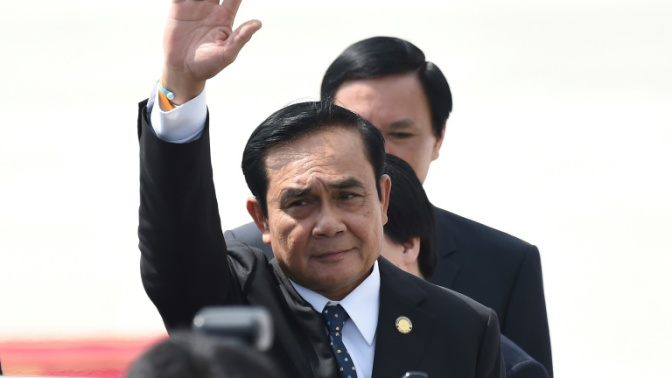 EU resumes official contacts with Thai junta