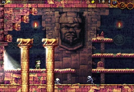 La-Mulana returns to PC, now available through Playism