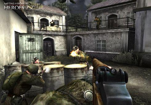Joystiq hands-on: Medal of Honor Heroes 2