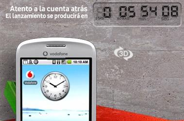 Vodafone Spain first to launch HTC Magic