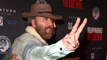 Nicolas Cage plays himself in a bizarre new movie